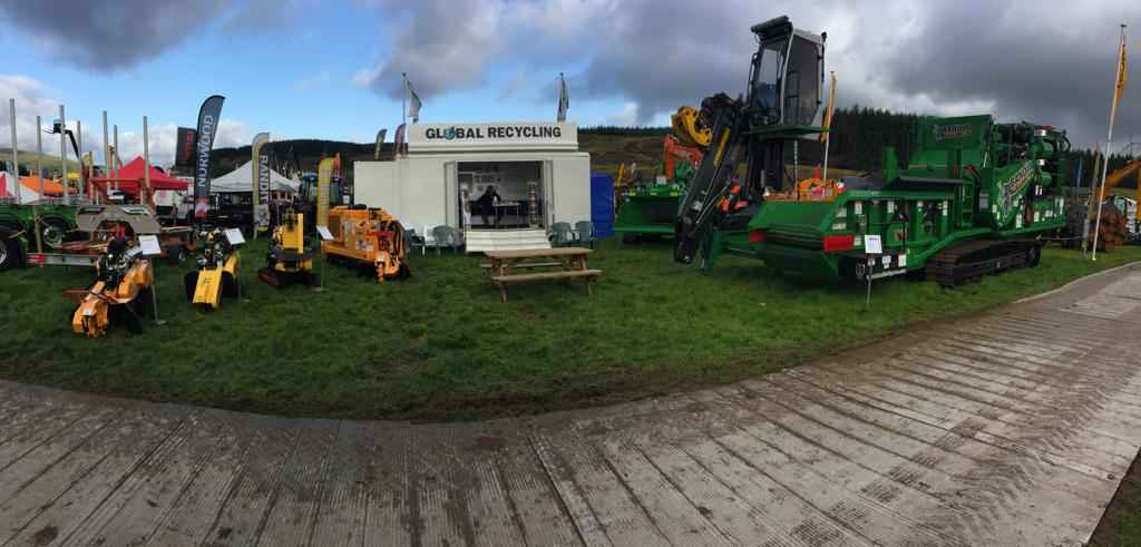 A wonderful time at Forestry Expo 2019!