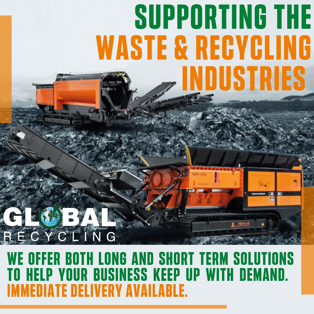 Supporting the Waste & Recycling Industries