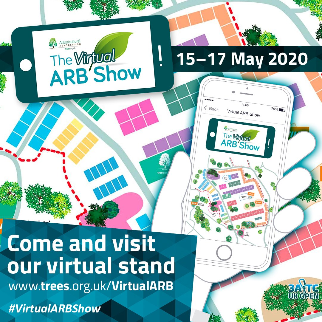 The Virtual ARB Show – 1 DAY TO GO!
