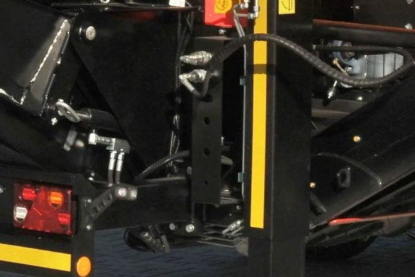 Hydraulic Rear Support Leg